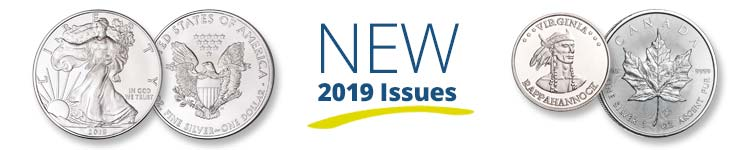 New 2019 Issues