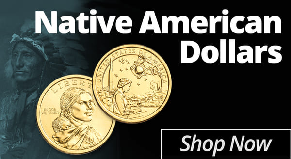 Native American Dollars - Shop Now