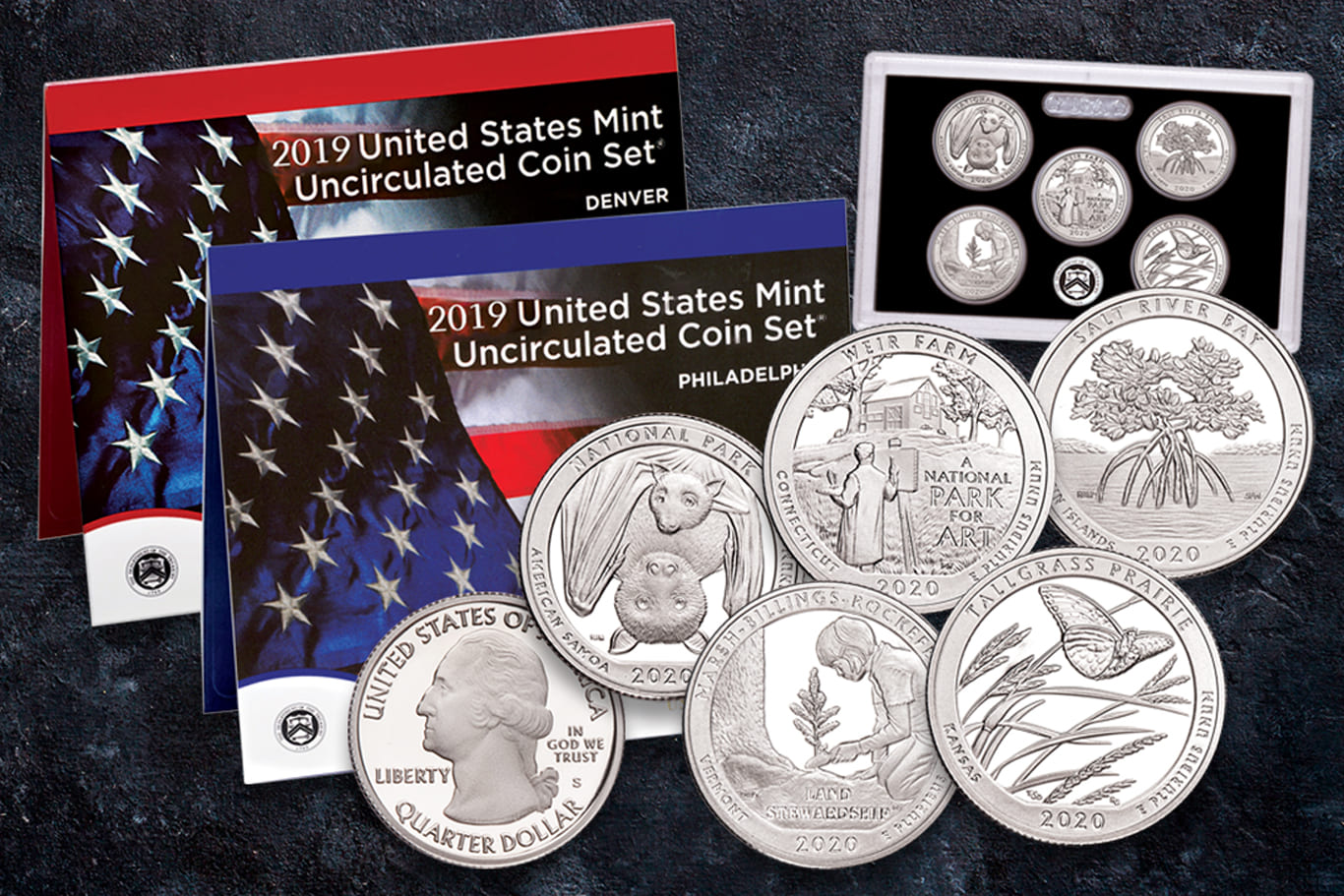 U.S. Mint and Proof Sets