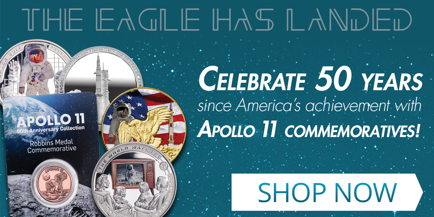 Moon Landing Collectibles - Shop Now