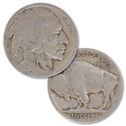 1917 Buffalo Nickel
