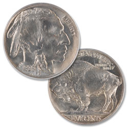 1926 Buffalo Nickel