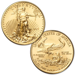 2019 $5 1/10 oz. Gold American Eagle