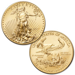 2019 $50 1 oz. Gold American Eagle