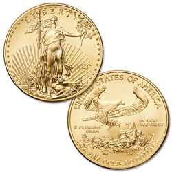 2020 $50 1 oz. Gold American Eagle