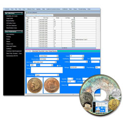 Coin Collectors Assistant Plus Software