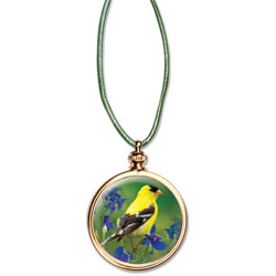 Goldfinch Pendant