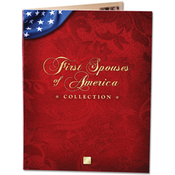 First Spouses of America Collection Folder