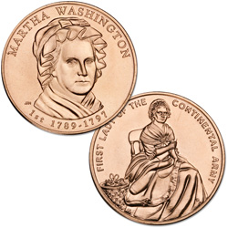 2007 Bronze Martha Washington Medal