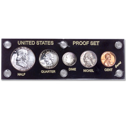 1954 U.S. Mint Proof Set