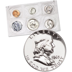 1963 U.S. Mint Proof Set