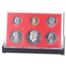 1980-S U.S. Mint Clad Proof Set