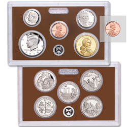 2019-S U.S. Mint Clad Proof Set