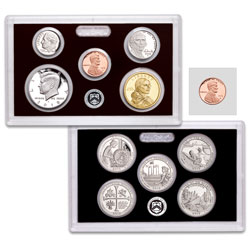 2019-S U.S. Mint Silver Proof Set