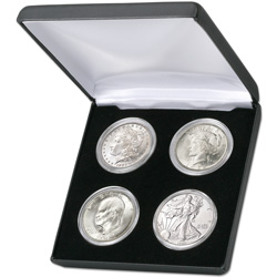 20th-Century U.S. Silver Dollar Collection
