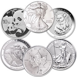 2019 Silver World Coins