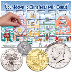 Coin Advent Calendar