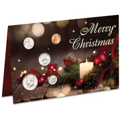 2019 U.S. Coin Christmas Card