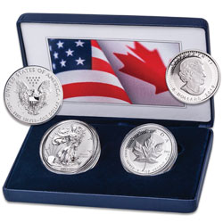 U.S. Mint 2019 Pride of Two Nations Set