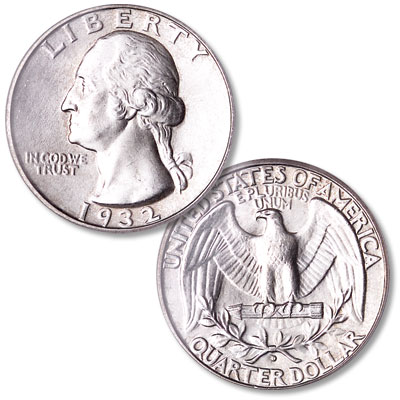 Image for 1932-D Washington Silver Quarter from Littleton Coin Company
