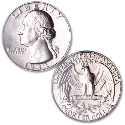 Image for 1932-S Washington Quarter from Littleton Coin Company
