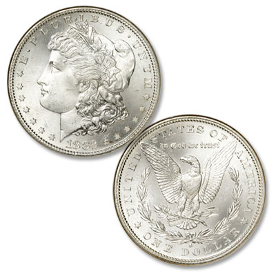 Image for 1882-S Morgan Silver Dollar from Littleton Coin Company