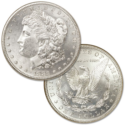 Image for 1883-S Morgan Silver Dollar from Littleton Coin Company