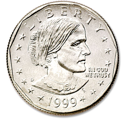 Image for 1999-D Susan B. Anthony Dollar from Littleton Coin Company
