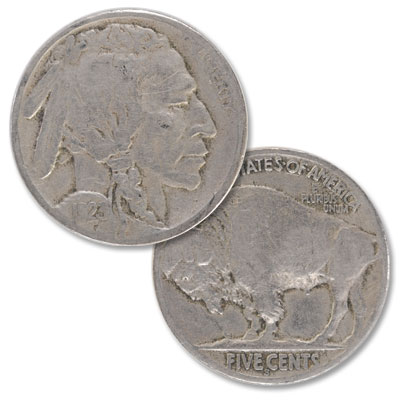 Image for 1923-S Buffalo Nickel from Littleton Coin Company