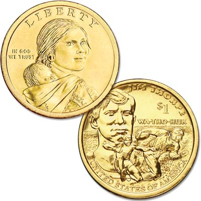 Image for 2018-P Native American Dollar from Littleton Coin Company