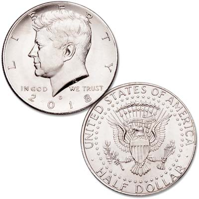 Image for 2018-D Kennedy Half Dollar from Littleton Coin Company
