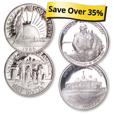 Image for Modern Commemorative Coin Club from Littleton Coin Company