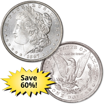Image for Premier Morgan Dollar Society Club from Littleton Coin Company