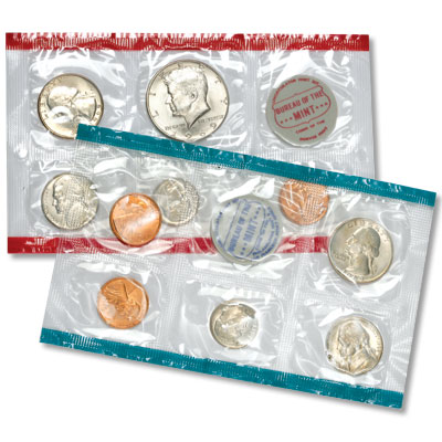 Image for 1969 U.S. Mint Set from Littleton Coin Company