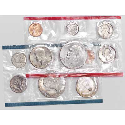 Image for 1976 U.S. Mint Set from Littleton Coin Company