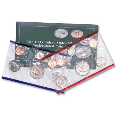 Image for 1993 U.S. Mint Set from Littleton Coin Company