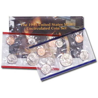 Image for 1995 U.S. Mint Set from Littleton Coin Company