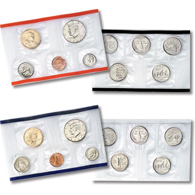 Image for 2000 U.S. Mint Set from Littleton Coin Company