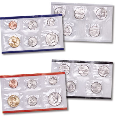 Image for 2005 U.S. Mint Set from Littleton Coin Company