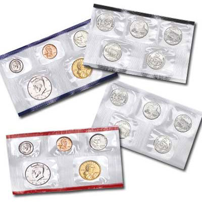 Image for 2006 U.S. Mint Set from Littleton Coin Company