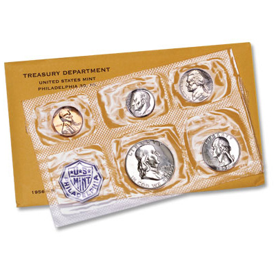 Image for 1956 U.S. Mint Proof Set from Littleton Coin Company