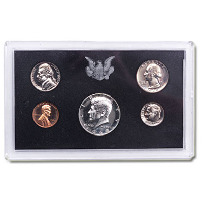Image for 1969 U.S. Mint Proof Set from Littleton Coin Company