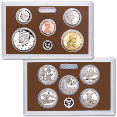 Image for 2018-S U.S. Mint Clad Proof Set from Littleton Coin Company