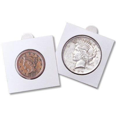 Image for Supersafe Self Seal Flips - Large Dollar from Littleton Coin Company