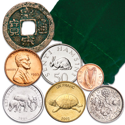 Image for Lucky Seven Collection from Littleton Coin Company